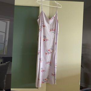 Love fire XXL women's summer dress